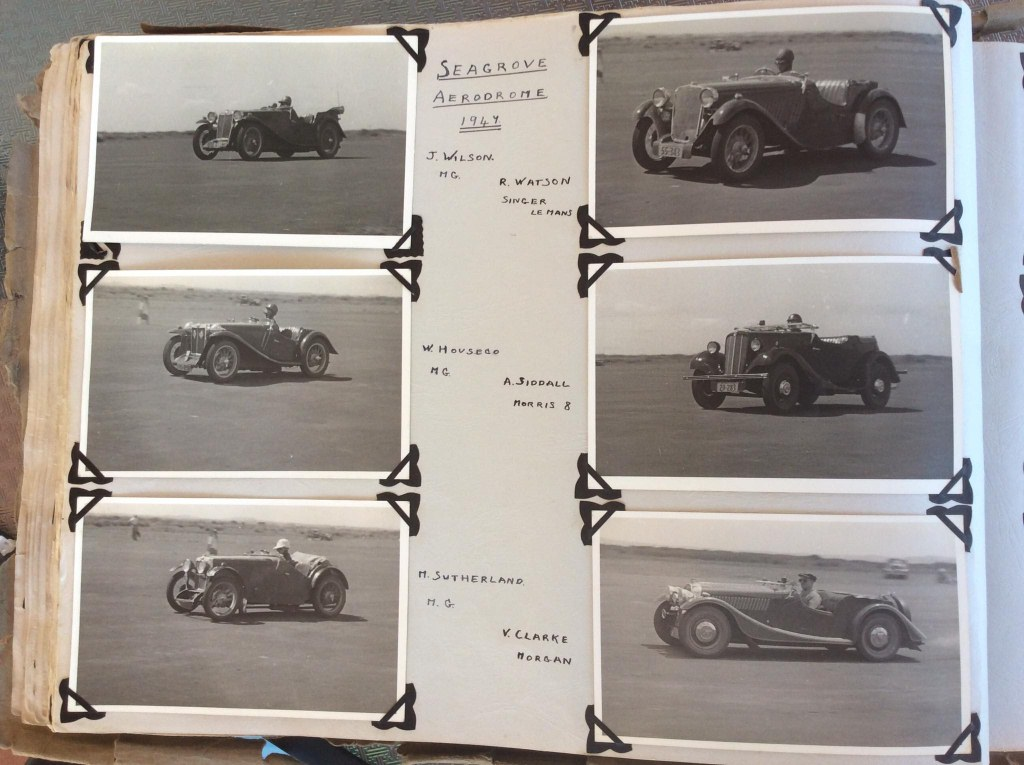 Name:  NSCC 1947 #549 Seagrove Sprints 1947 MG's Singer Moris Morgan  MG  Singer Morris others Duncan F.jpg