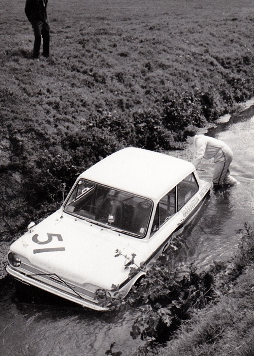 Name:  Imp in the creek. Pukekohe. 1969.jpg