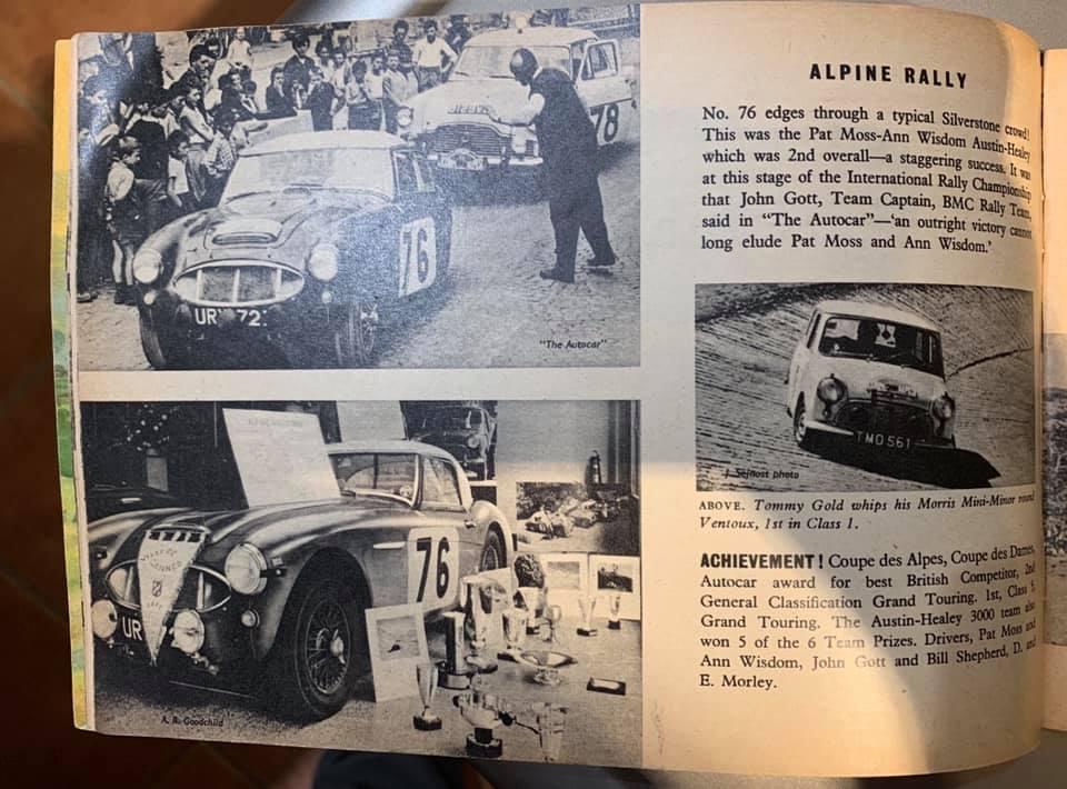 Name:  Motor Racing UK #9 Castrol Book 1960 Alpine Rally Paul O'Neill .jpg Views: 187 Size:  102.1 KB