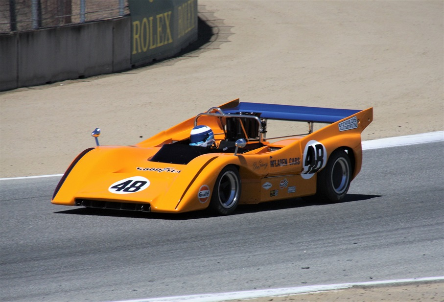 Name:  Mikka and CANAM Mclaren (002).jpg