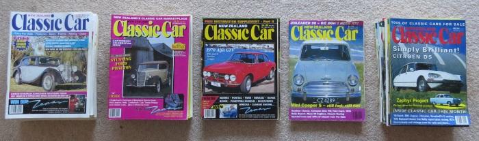 Name:  Classic car mags 93 - 97.jpg Views: 109 Size:  84.6 KB
