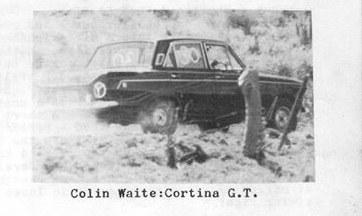 Name:  NSCC #105 B Colin Waite Cosseys Farm Hill Climb Mar 1967 cars 2.jpg Views: 138 Size:  47.1 KB