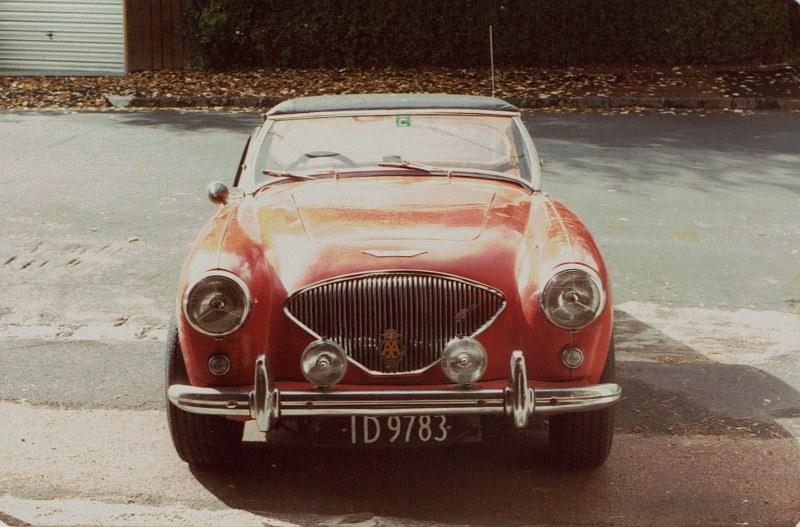 Name:  My cars Healey 100 1953 #8, Herne Bay  1982 CCI25052016_0002 (800x527).jpg Views: 1090 Size:  133.1 KB