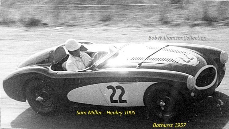 Name:  AH 100S #17 AHS3905 Sam Miller Bathurst 1957 Bob Williamson .jpg Views: 793 Size:  105.0 KB