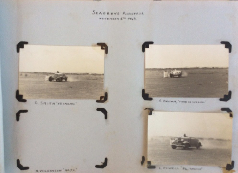 Name:  NSCC 1949 #409 Seagrove 6 Nov 1949 Smith Brown Powell Duncan Fox  (1024x765) (2).jpg Views: 361 Size:  103.6 KB