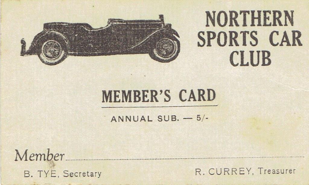 Name:  Logo #401 NSCC Members Card MG profile 1940's Bob Kidd archives R Dowding.jpg Views: 112 Size:  129.6 KB