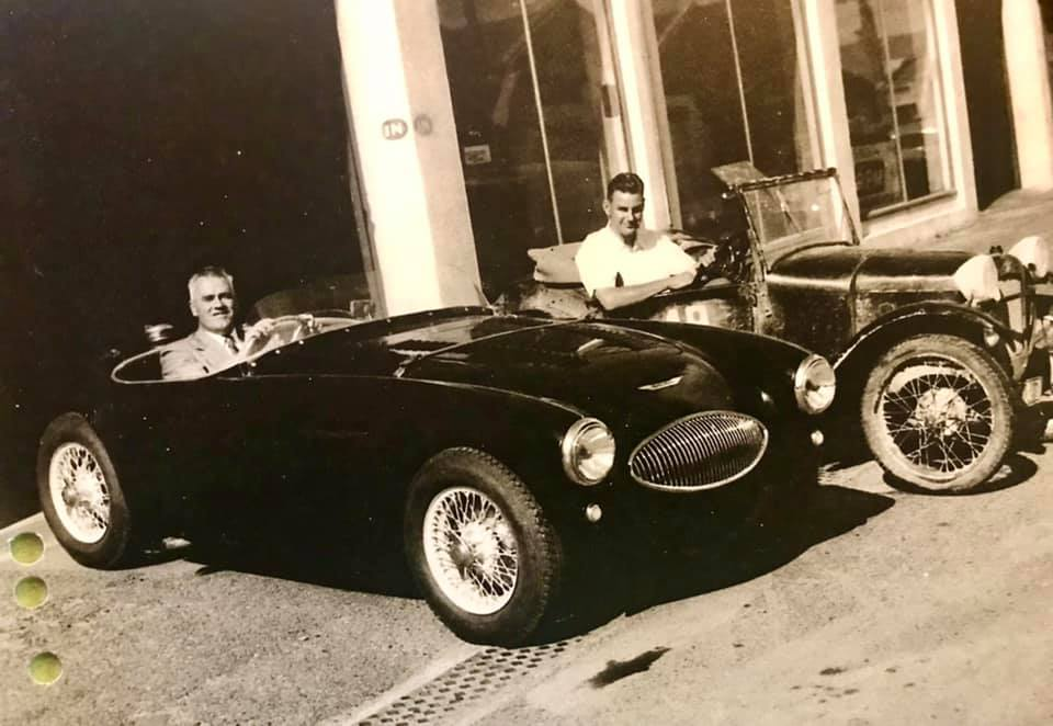 Name:  AH 100S #595 AHS3601 1956 and Austin 7 Vickery Motors NZ Clas Arleskar .jpg Views: 35 Size:  67.0 KB