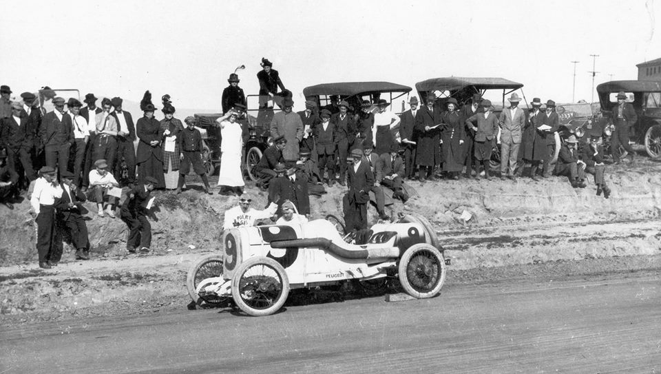 Name:  1915. # 9 Peugeot with a blown engine..jpg Views: 41 Size:  105.3 KB