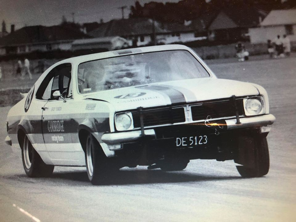 Name:  Cars #445 Grady Thompson Team Cambridge Monaro Wigram 1970 front Bill Pottinger .jpg