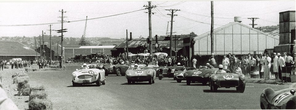 Name:  AH Dunedin 1958 #3 Sports Car Races B & W Jim Bennett.jpg Views: 668 Size:  102.8 KB