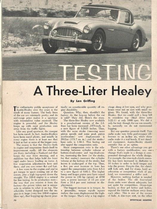 Name:  Motoring Books #261 SCG 1959 1959 Healey 3000 test 1 TRS Ken Hyndman (527x700).jpg Views: 53 Size:  177.2 KB
