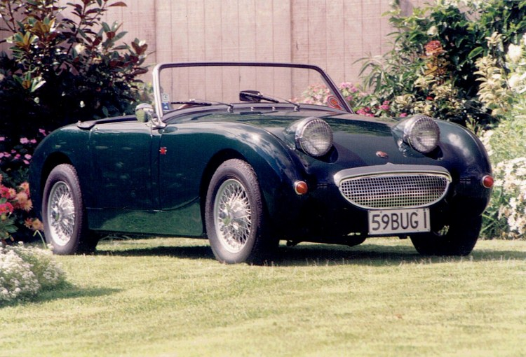 Name:  My Cars #164 1959 Sprite AN5L 7311 CCI29042016 (750x510).jpg Views: 71 Size:  145.7 KB