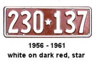 Name:  NZ Number plates #961 1956 - 61 crop R Armstrong .jpg
