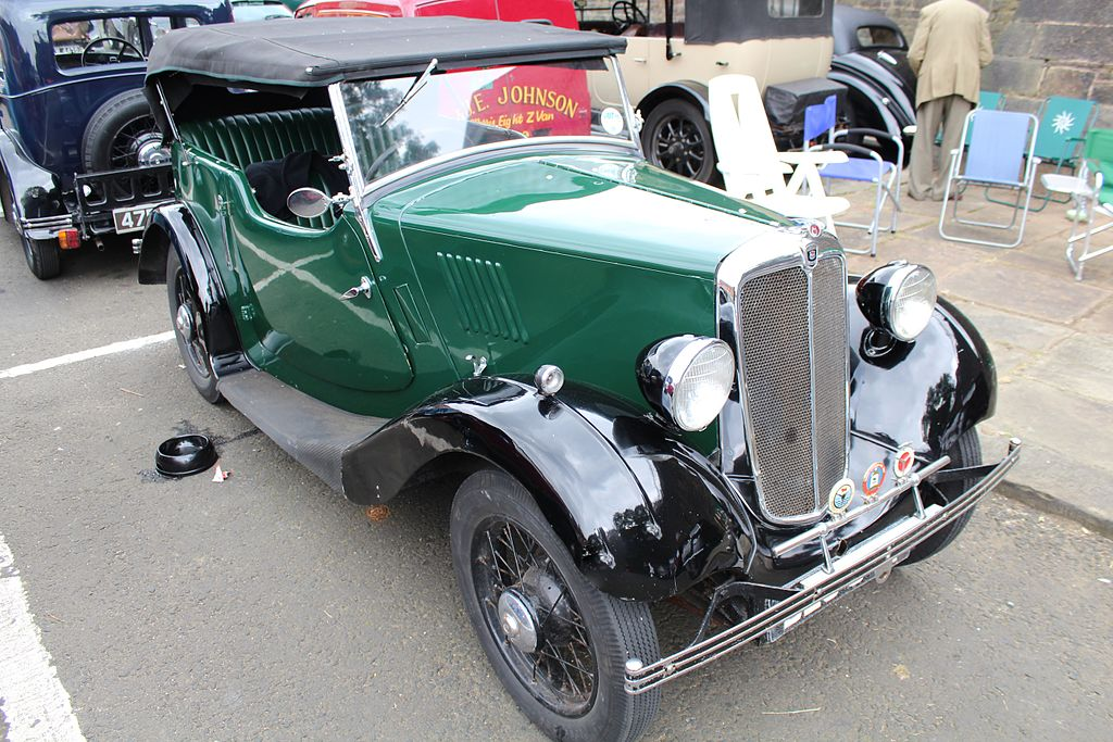 Name:  Family #12 Morris 8 Tourer 1935.jpg Views: 456 Size:  167.9 KB