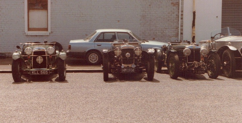 Name:  Dunedin Festival 1984 #40 Pre-war & Vintage #5, MG Vauxhall Aston & other. v2, CCI10112015_0004 .jpg Views: 1860 Size:  111.9 KB