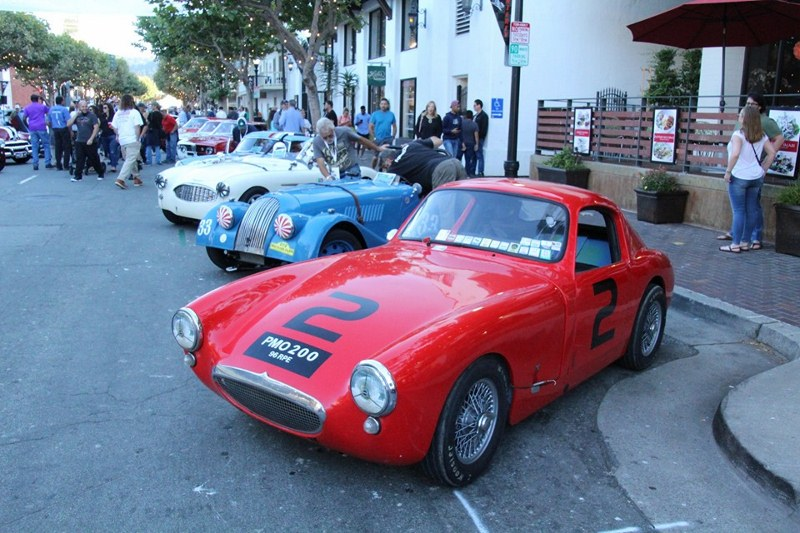 Name:  Monterey 2019 #32 B MG and AH's  in town pre-race Terry Cowan  (800x533).jpg Views: 396 Size:  150.3 KB