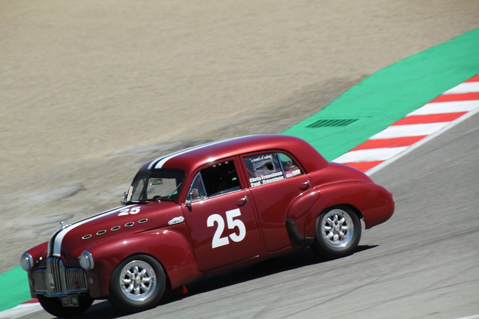 Name:  Monterey 2019 #18 Paul Freestone FX Holden in the Corkscrew Terry Cowan .jpg Views: 359 Size:  99.4 KB