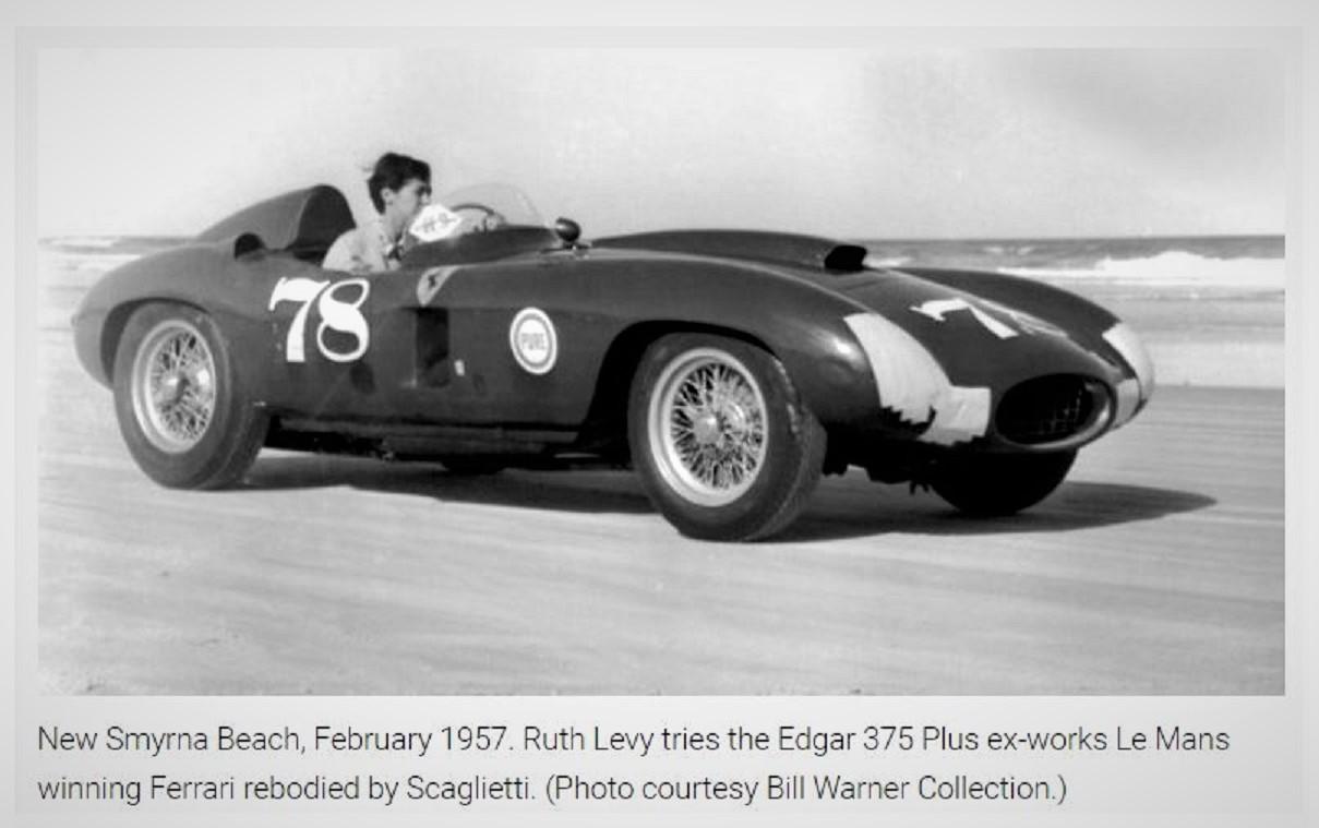 Name:  Ruth Levy. Feb. 1957. Ferrari  375 Plus.JPG Views: 109 Size:  142.8 KB