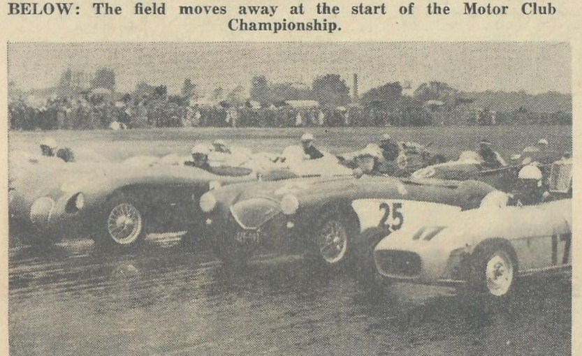 Name:  AH 100 #561 Motor Cup 1961 Newspaper photo clipping Graham Woods .jpg