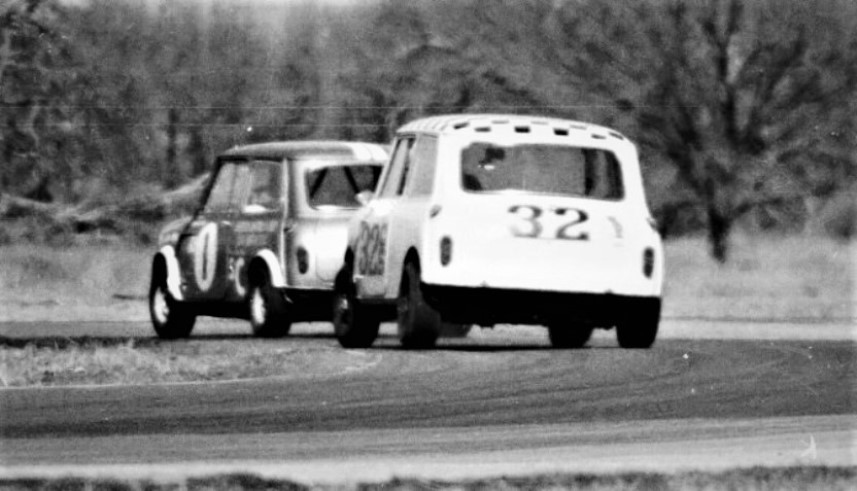 Name:  MINI COOPERS TURN THREE GVR FEB 1967.jpg