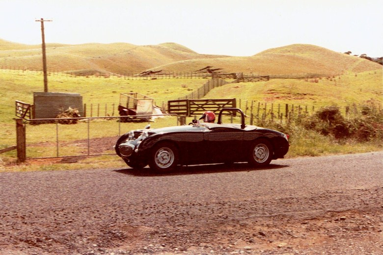 Name:  AHCCNZ Otaua Hill Climb 1985 #14 Sprite - shrunk the 3000 !! CCI27112015_0003 (780x520).jpg Views: 973 Size:  143.9 KB