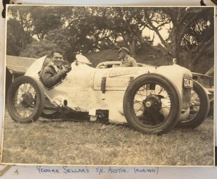Name:  NSCC #466 S C Austin 7 George Sellars Muriwai Beach March 1946  Duncan Fox  (800x598) (3).jpg