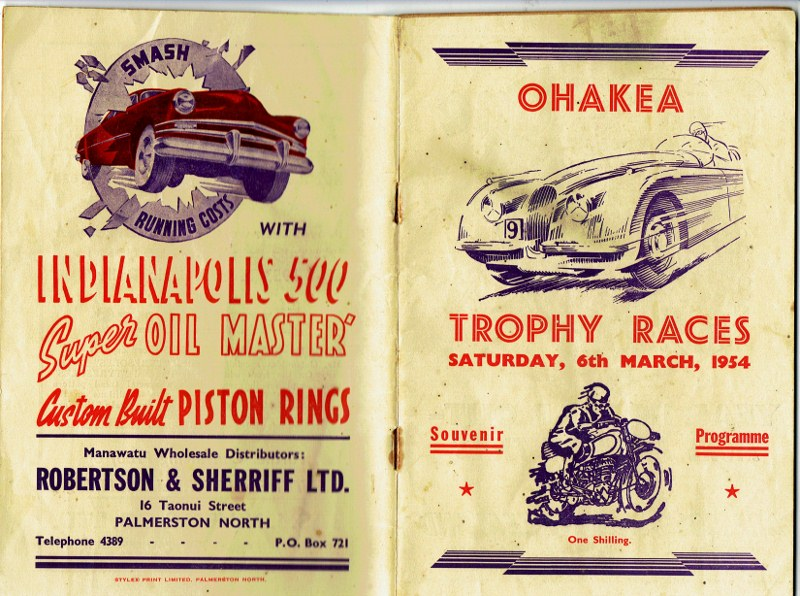 Name:  Ohakea 1954 #148 1954 Trophy Races Programme both covers B Dyer  CCI29072020_0019 (800x596).jpg