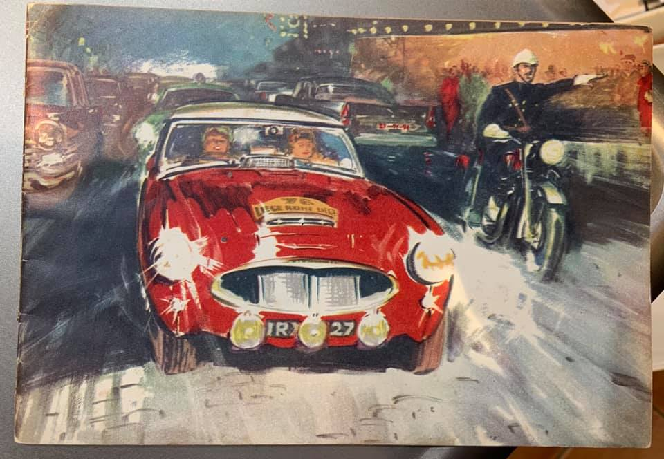 Name:  Motor Racing UK #7 Castrol Book 1960 Front Cover Paul O'Neill .jpg Views: 231 Size:  88.7 KB