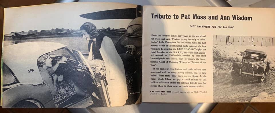 Name:  Motor Racing UK #8 Castrol Book 1960 Pat Moss tribute Paul O'Neill .jpg Views: 232 Size:  54.6 KB