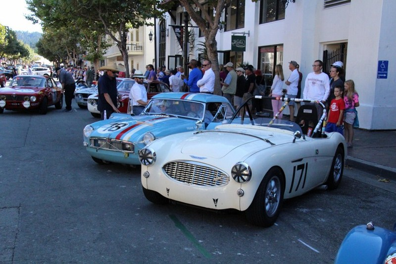 Name:  Monterey 2019 #31 B MG and AH in town pre-race Terry Cowan  (800x533).jpg