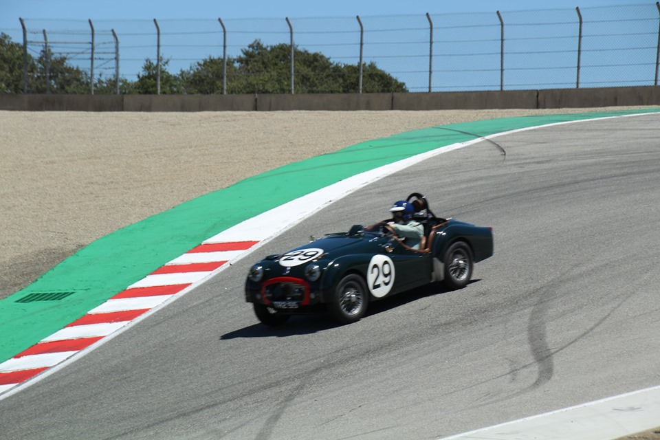 Name:  Monterey 2019 #51 TR2 on the corkscrew Terry Cowan .jpg