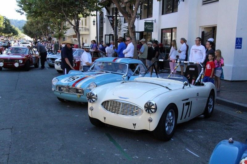 Name:  Monterey 2019 #31 B MG and AH in town pre-race Terry Cowan  (800x533).jpg Views: 172 Size:  138.6 KB