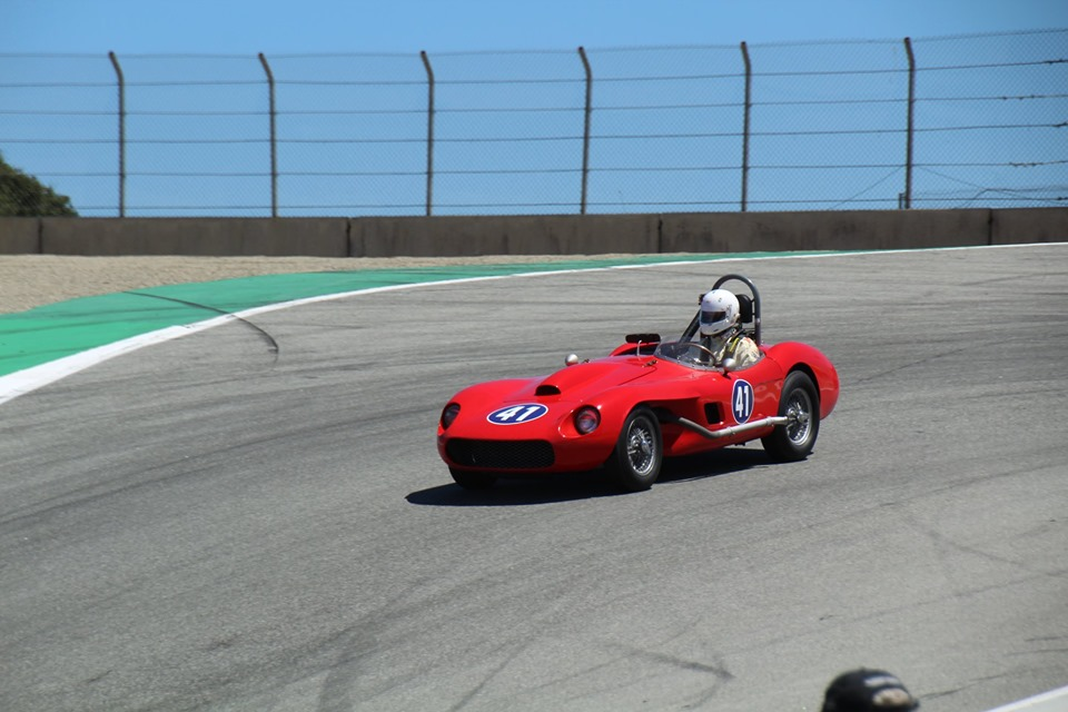 Name:  Monterey 2019 #48 Special #41- at the track Terry Cowan .jpg Views: 146 Size:  130.2 KB