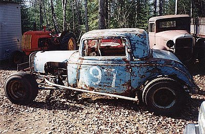Abandoned, Forgotten, Neglected, Race And Road Cars Thread